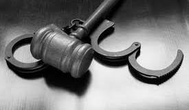 Bad tenant arrested while at court for separate matter