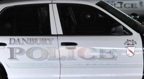 Danbury tenant arrested after kicking door open